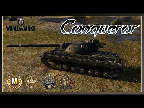 World of Tanks // Conqueror // Ace Tanker // Spartan // Xbox One