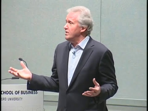 Jeff Immelt of GE: Leaders Must Drive Change