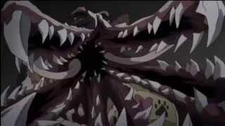 Anime Fight #1: Parasyte - Shinichi VS Dog