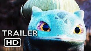 POKEMON DETECTIVE PIKACHU Official Trailer 2 (2019) Ryan Reynolds Live-Action Pokémon Movie HD