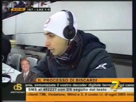 DirettaStadio 7Gold - Filippo Tramontana in Inter-Lazio 1-0