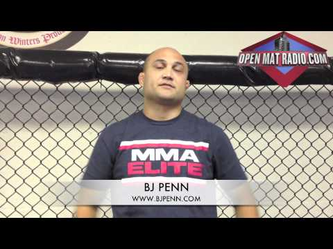 OpenMatRadio.com Presents: Expert's Corner with BJ PENN Image 1