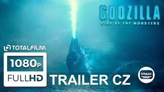 Godzilla: King of the Monsters (2019) CZ HD trailer
