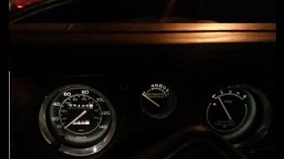 Buick Electra Park Ave - Cold Start 2014