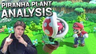 Piranha Plant Live Moveset Analysis and Reactions!