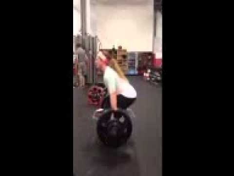 Trap Bar Deadlift 250x6 Image 1