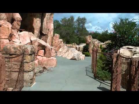 Mythos Restaurant, Islands of Adventure, Universal Orlando