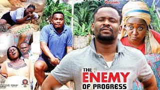 ENEMY OF PROGRESS 8 {NEW MOVIE} - ZUBBY MICHEAL|LATEST NIGERIAN NOLLYWOOD MOVIE