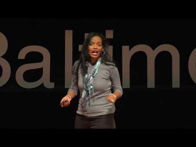 Economic lifespan of a dollar: Maggie Anderson at TEDxBaltimore 2014