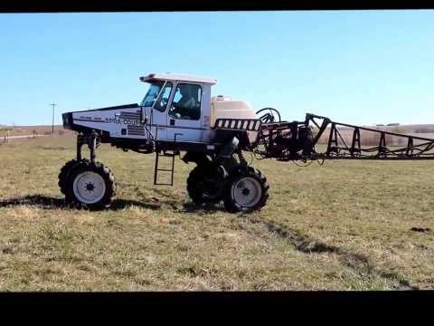 1995 SpraCoupe 3630 self-propelled sprayer for sale   sold at auction December 4. 2013