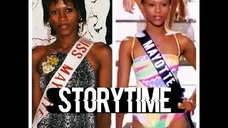 ☆☆☆ STORY TIME /ELUE  MISS MAYOTTE POUR MISS FRANCE☆☆☆