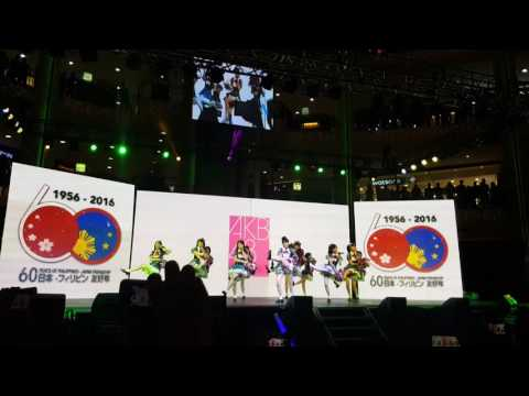AKB48 Team 8 in Manila - Yume he no Route