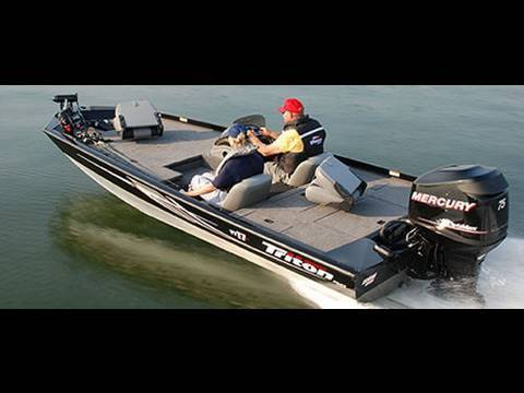 Triton VT 17 (2010-) Features - Details Reviews - By BoatTest.com