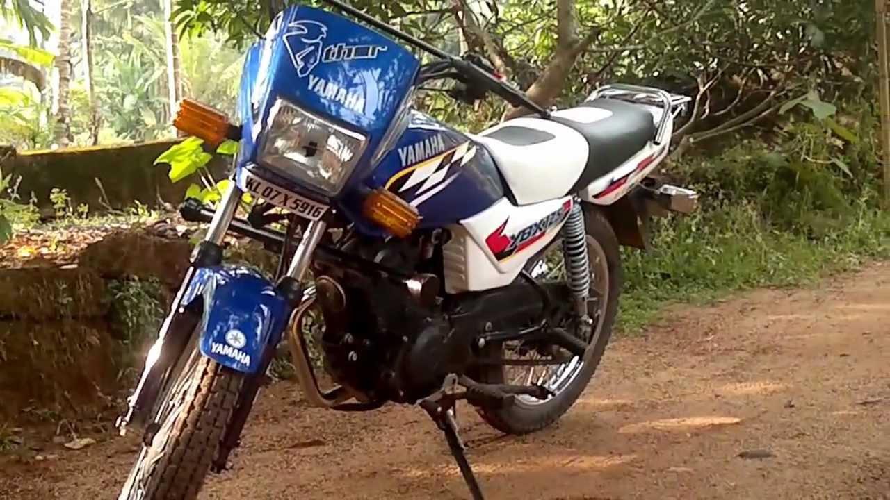 Yamaha Ybx Modified