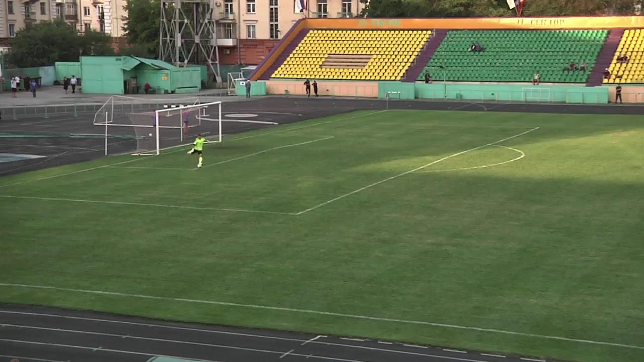 ФК Новокузнецк — Чита