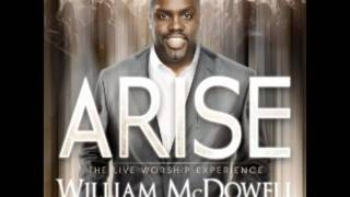 Watch William Mcdowell You Are God Alone video