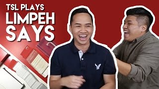 TSL Plays: SINGAPOREAN CARDS AGAINST HUMANITY - LIMPEH SAYS