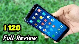 BOOM 💥 Symphony i120 Review 2018 || 4K || Android 8.1 || Android School Bangla
