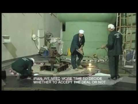 Inside Story - Iran nuclear deal - 25 Oct 09
