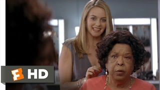 Beauty Shop (4/12) Movie CLIP - Mrs. Towner (2005) HD