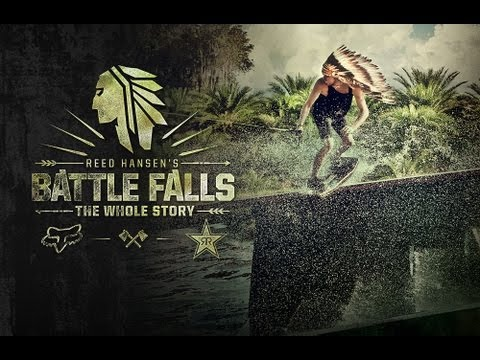 Reed Hansen's Battle Falls | The Whole Story Wakeskate