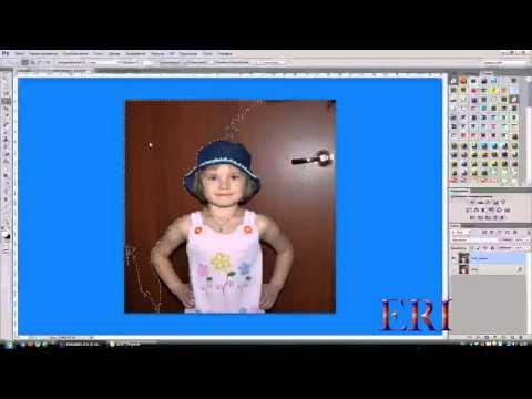Как сделать ореол вокруг объекта в фотошопе