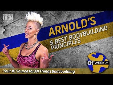Arnold Schwarzenegger's 5 Best Bodybuilding Principles | GI Weekly