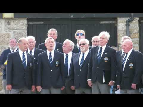 Harry's Song For Cornwall - St Buryan Male Voice Choir
