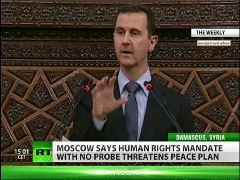 'Russia, China won't be duped over Syria'