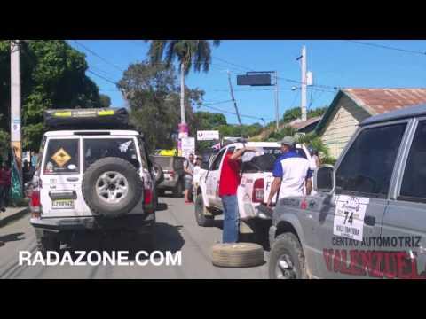 Rally Frontera Aventura Pueblo Muncion 2015