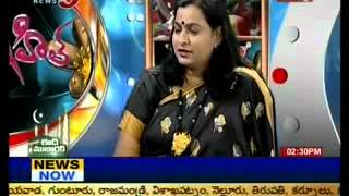 Snehitha - Debate on Late Marriages of Woman Employees(TV5)