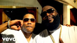 Rick Ross - Here I Am ft. Nelly & Avery Storm (Official Video)