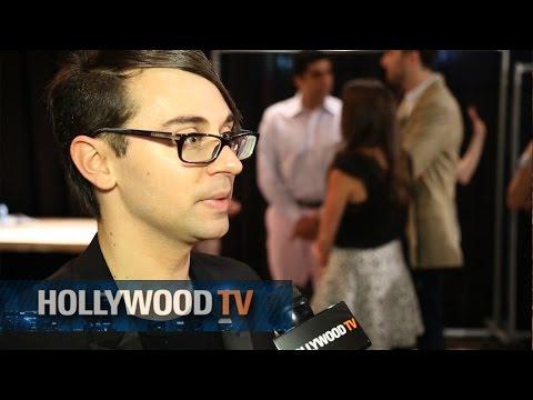 Christian Siriano Spring 2015 NYFW - Hollywood.TV