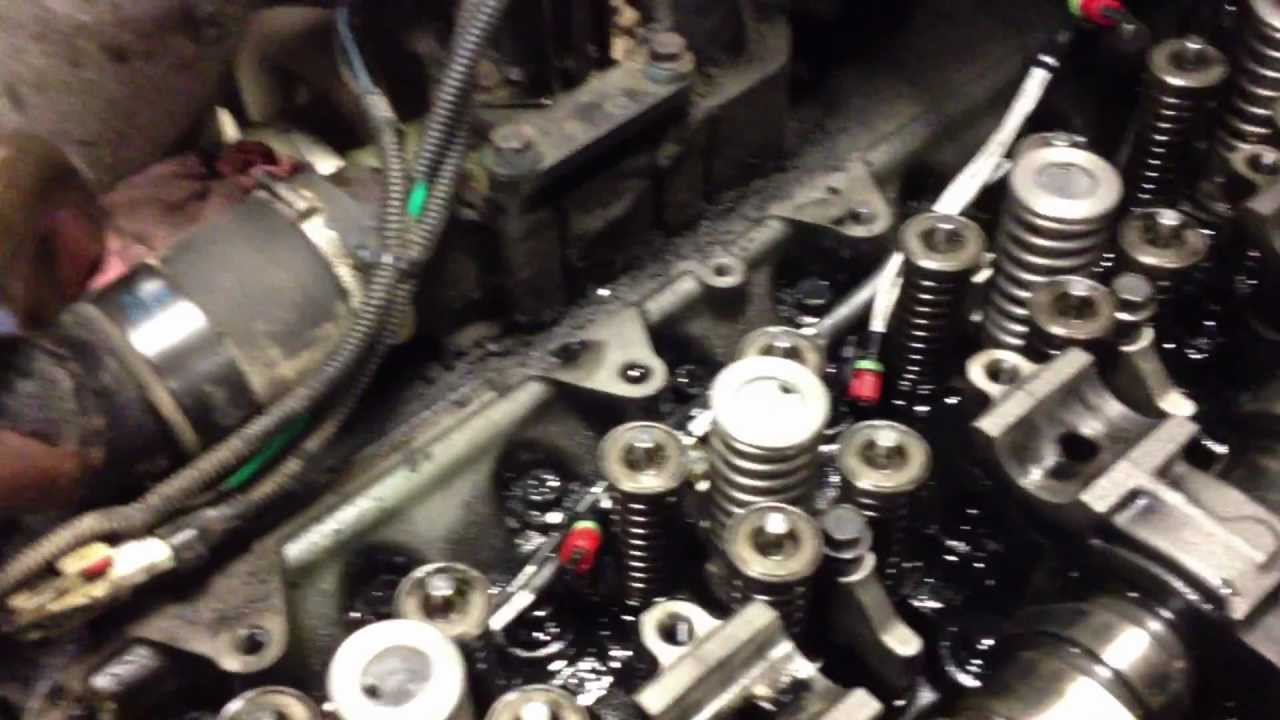 Series 60 detroit diesel open engine YouTube
