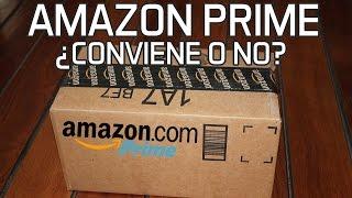 ¿Vale la pena comprar la membresía de AMAZON PRIME? Experiencia