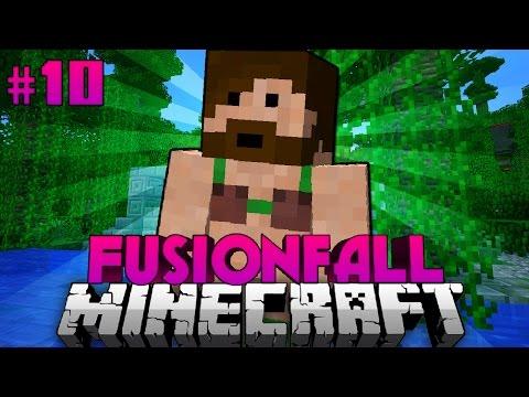 Vla.. vla.. VLAD?!?! - Minecraft Fusionfall #010 [Deutsch/HD]