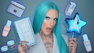 Blue Blood 💙 Palette & Collection Reveal! | Jeffree Star Cosmetics
