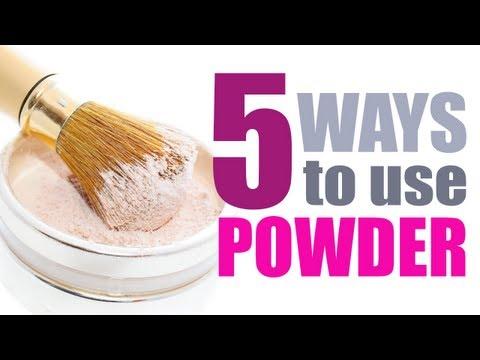 5 Ways To Use Translucent Powder