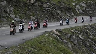 TVS Scooty Zest - HH S2 - Ride Diaries - Day 1 -  Mandi to Solang Valley