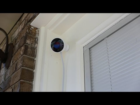 Nest Cam Outdoor 1080p Security Camera Review