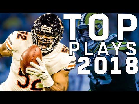 Top Plays of the 2018 Regular Season  NFL Highlights