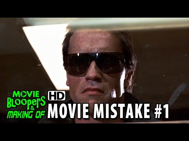 The Terminator (1984) movie mistake #1