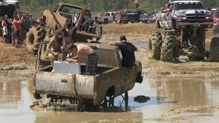 Summer Mud Fun in the South
