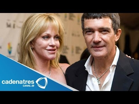 Antonio Banderas y Melanie Griffith se divorcian / Melanie Griffith and Antonio Banderas divorce