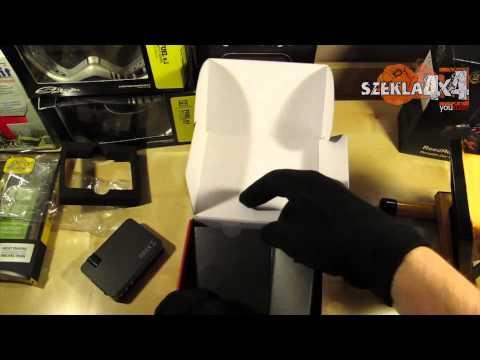 Wideo rejestrator Prestigio RoadRunner 505 || Szekla4x4.pl ||