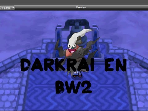 Darkrai en BW2
