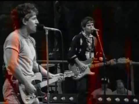 Bruce Springsteen - Bruce Springsteen- Atlantic City w/ Lyrics