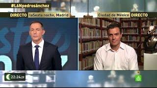 """Pedro Sánchez: """"Esperanza Aguirre debió dimitir tras conocer el caso Granados"""""""