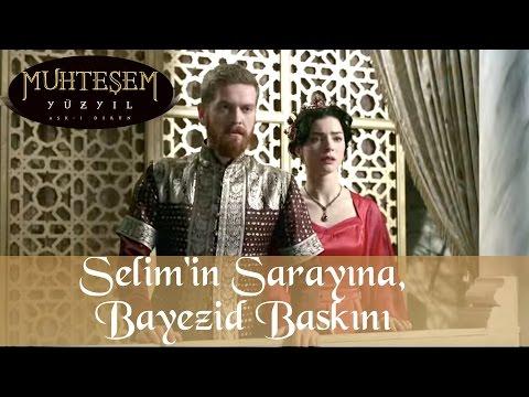 Muhteşem Yüzyıl 131. Bölüm - Selim'in Sarayına Bayezid baskısı