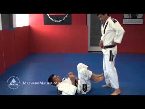 JJ Machado Online Training: Open Guard Passing Drills Image 1
